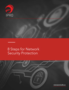 8 Steps for Network Security Protection