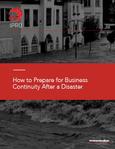 How to Prepare for Business Continuity After a Disaster