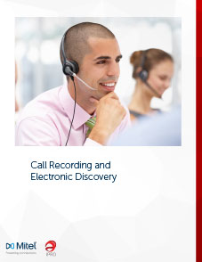 Call Recording and Electronic Discovery