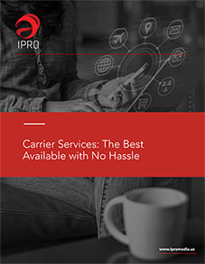 Carrier Services: The Best Available with No Hassle