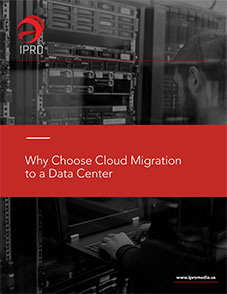 Why Choose Cloud Migration to a Data Center