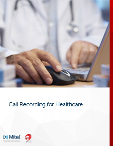 Call Recording for Healthcare