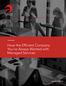 Have the Efficient Company You've Always Wanted with Managed Services