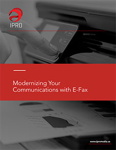 Modernizing Your Communications with E-Fax
