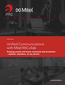 UC with Mitel MiCollab
